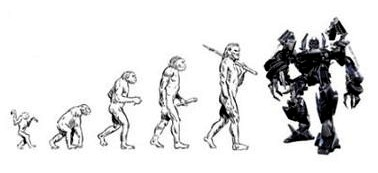 Evolution at the Speed of Thought