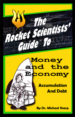 Book Cover Image - Rocket Scientists' Guide to Money and the Economy