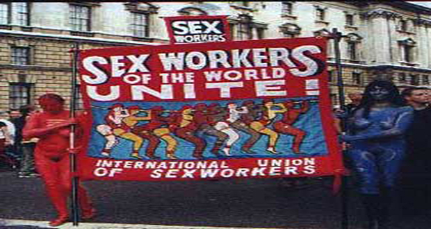 Global Organizing Among Sex Workers