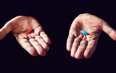 One Fish, Two Fish, Red Pill, Blue Pill