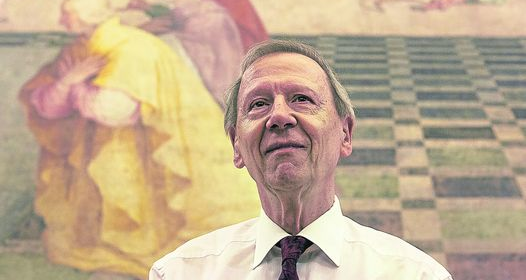 High opportunity, high risk society!  Interview with Anthony Giddens