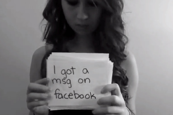 Teenage suicide, Amanda Todd, and new communication technology